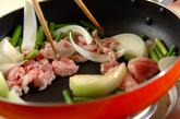 豚肉とキャベツのピリ辛炒めの作り方1