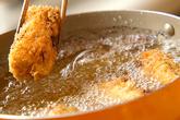 タケノコのフライの作り方4