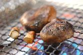 青菜とシイタケのからし和えの作り方4