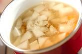 里芋の具だくさん汁の作り方1