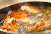 豆腐のキムチ煮の作り方2