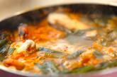 豆腐のキムチ煮の作り方6