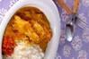 チキン煮込みカレー