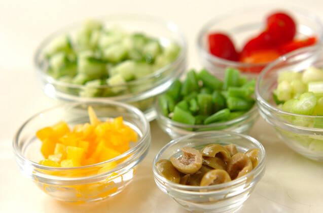 ライスサラダの作り方の手順2