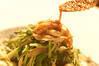 冷奴の夏サラダのっけの作り方の手順5