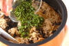 キノコの炊き込みご飯の作り方の手順11
