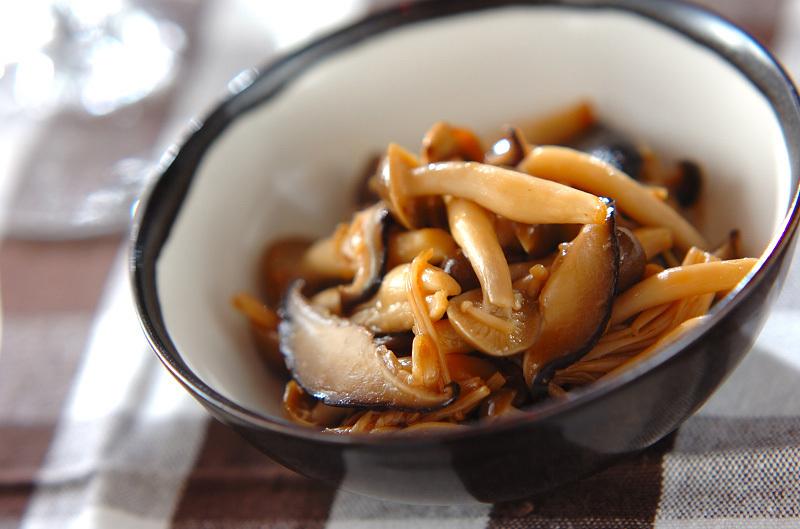 2.キノコの佃煮