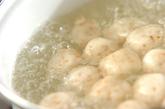 スイカ白玉の作り方3