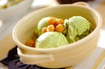 ヒヨコ豆のシロップ煮