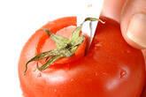 トマトヨーグルトジュースの作り方1