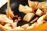タケノコのバターじょうゆ炒めの作り方1