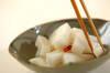大根の甘酢漬けの作り方の手順3