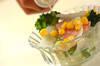 大根の彩りサラダの作り方の手順5