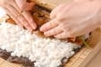 巻き寿司の作り方5