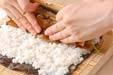 巻き寿司の作り方10
