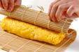 だし巻き卵の作り方5