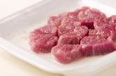 串焼き豚の作り方1