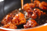山椒風味唐揚げの作り方2