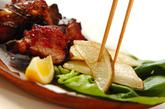 骨付き豚バラ肉のペッパー焼きの作り方4