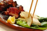 骨付き豚バラ肉のペッパー焼きの作り方8