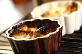 リンゴとチーズの焼きデザートの作り方2