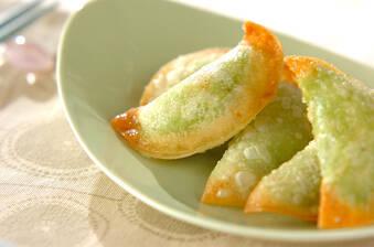 アボカドの揚げ餃子