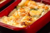 ホタテのカマンベールチーズグラタンの作り方9