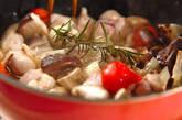 ハーブチキンのオイル煮の作り方6