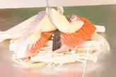鮭のホイル焼きの作り方7