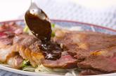 中華風ステーキの作り方4