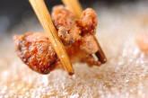 オレンジ風味の鶏唐揚げの作り方2