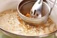 エノキのみそ汁の作り方5