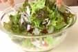 タコと新玉ネギのサラダの作り方1