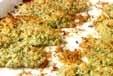 アジのハーブパン粉焼きの作り方3