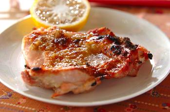 鶏肉のユズコショウ焼き