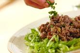 牛肉の甘辛みそ炒めの作り方4