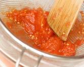 生ウニのスープスパゲティの作り方1