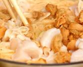 生ウニのスープスパゲティの作り方5