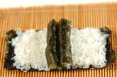 くまさんデコ巻き寿司の作り方5