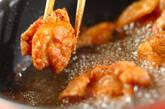 鶏の唐揚げの作り方6