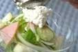 リンゴのサラダの作り方2