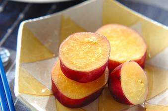 自然な甘み!サツマイモのほっくり煮