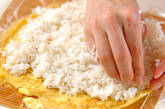 卵巻き寿司の作り方8