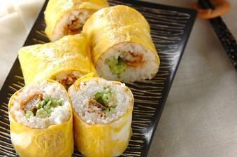卵巻き寿司