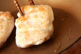 鶏のチーズはさみ焼きの作り方3