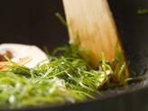 昆布と豚肉の炒め煮の作り方4