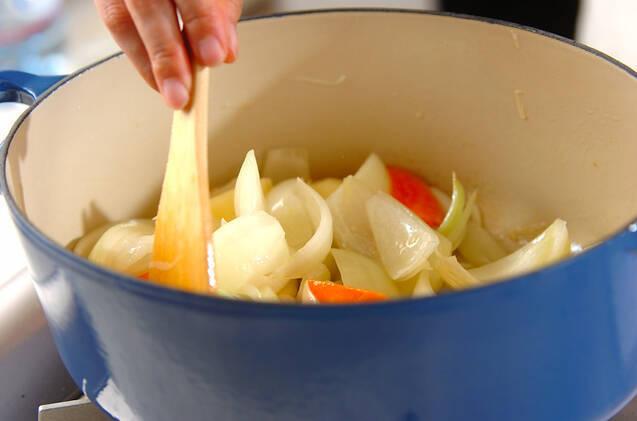 イカジャガの作り方の手順6