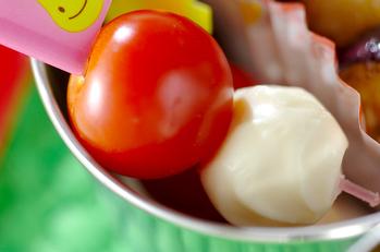プチチーズ&トマト