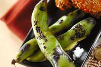 シンプル焼きソラ豆
