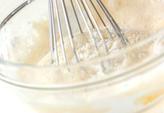 ハモのベニエ・野菜のマリネ添えの作り方6
